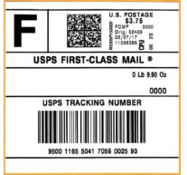 tracking number dropshipping